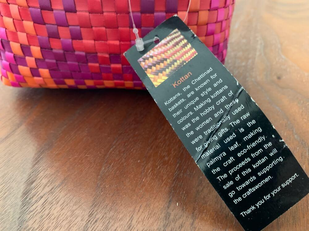 帰国・お土産 The Bangala(ホテル)【南インド(タミル)⑭】