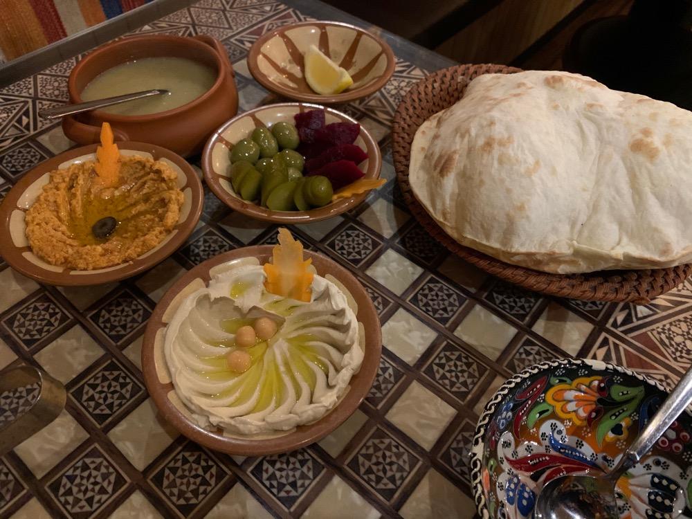 中近東・アフリカ料理