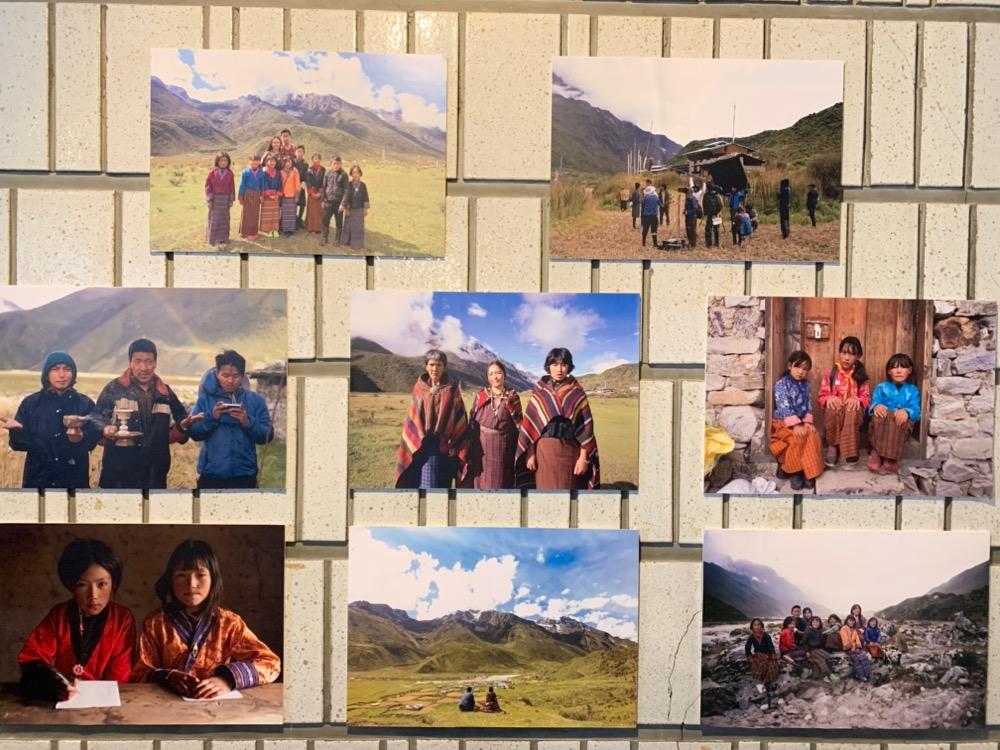 映画、ブータン 山の教室