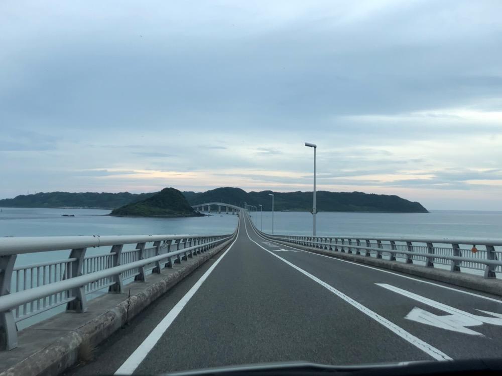 山口・広島旅①角島