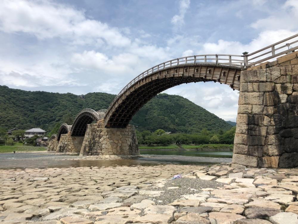 山口・広島旅②岩国・錦帯橋