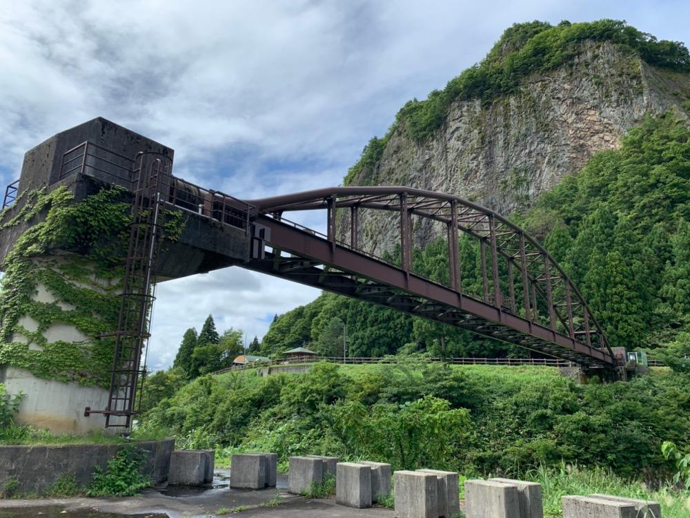 新潟県三条の旅(八木ヶ鼻)